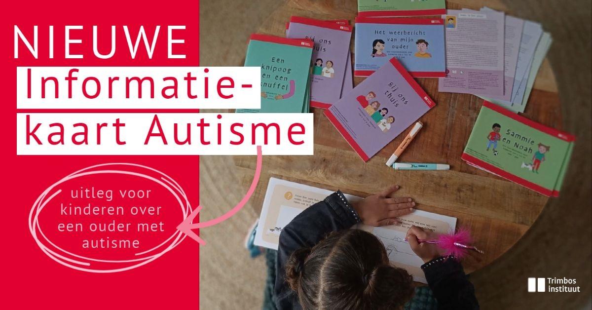 Uitleg autisme voor kinderen met een ouder met autisme